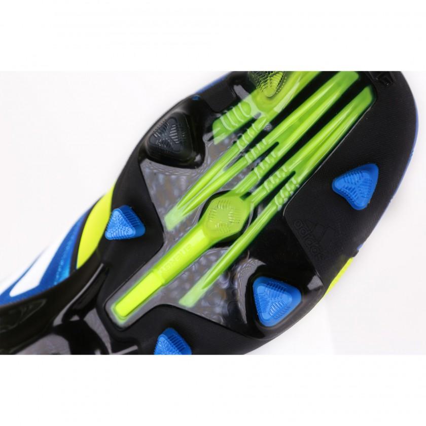 nitrocharge 1.0 Fußballschuh - Zickzackförmige ENERGYPULSE Sohlenplatte 2013 von adidas
