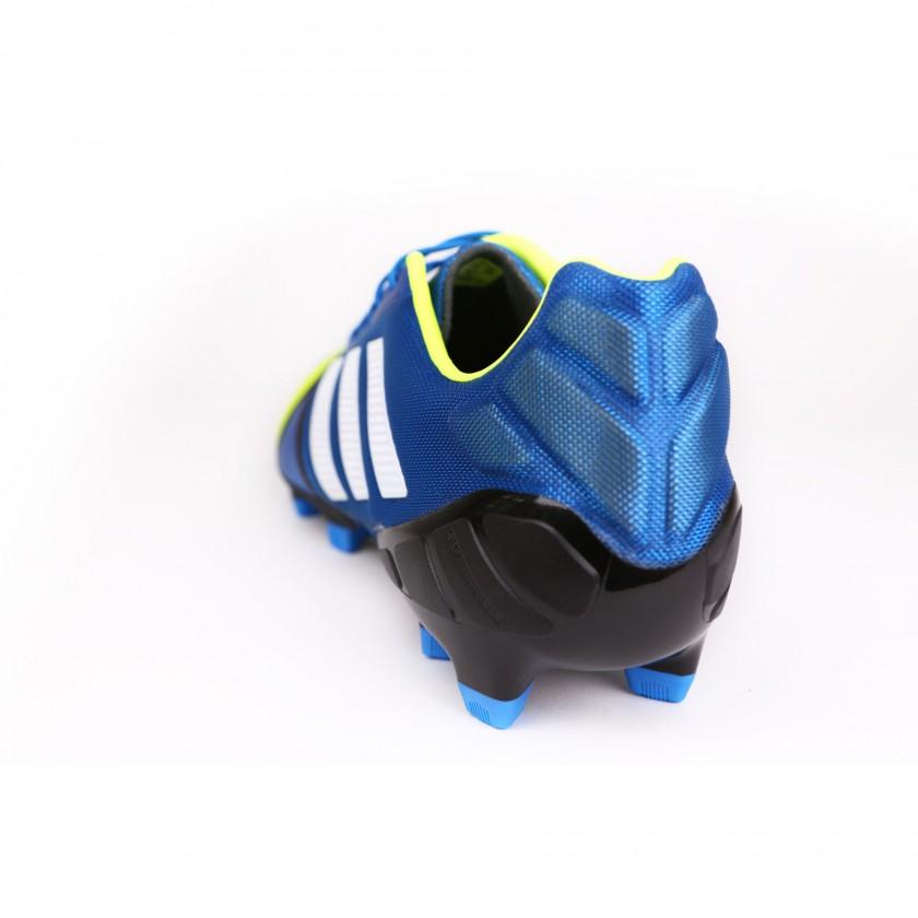 nitrocharge 1.0 Fußballschuh - Mesh-Schutzschicht sowie Schutzpolster an der Achillessehne 2013 von adidas