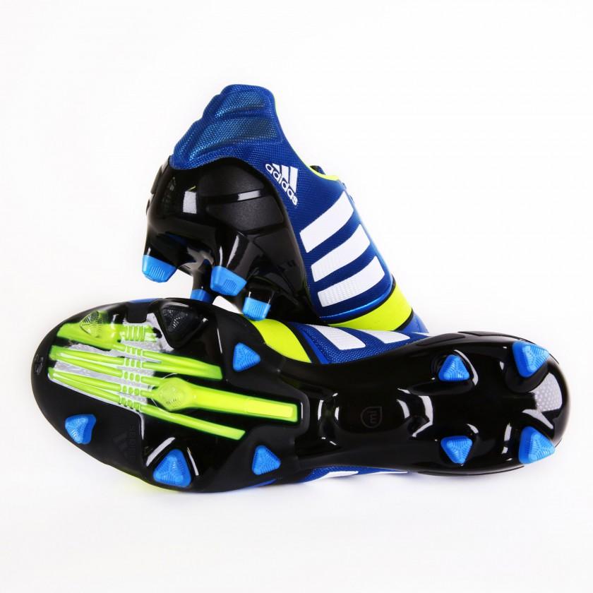 nitrocharge 1.0 Fußballschuh - Sohle mit miCoach SPEED_CELL 2013 von adidas