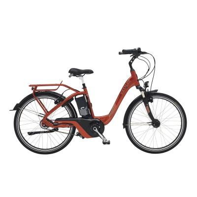 OBRA RT E-Bike Wave Kupfer 2013 von KETTLER wurde beim Test der Stiftung Warentest mit GUT bewertet