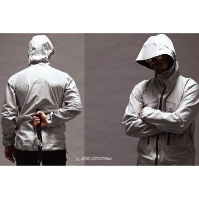 alta quota jacket white rear/front 2013 von polychromlab