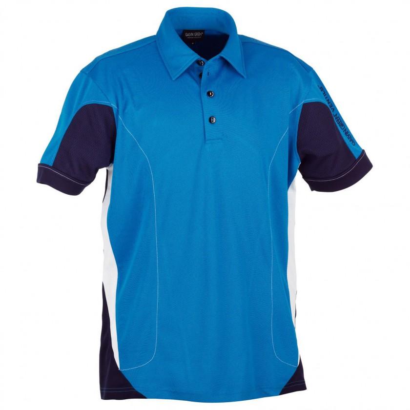 Mervin VENTIL8 Shirt mit Bodymapping Technologie 2013 von Galvin Green