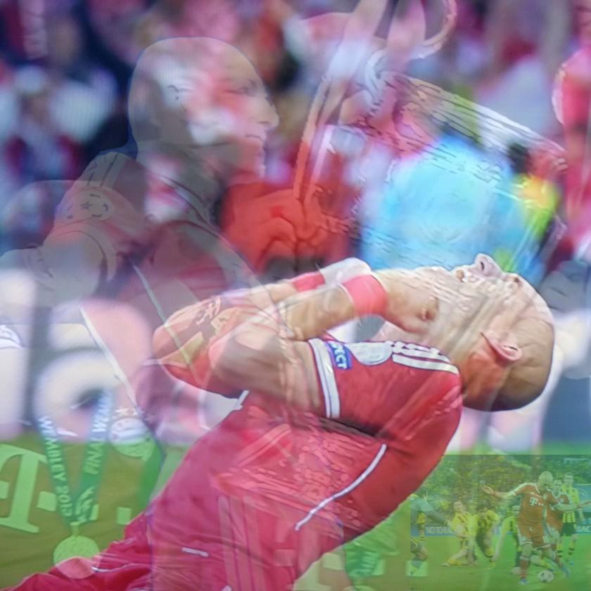 Man of the Match im UEFA Champions League Finale 2013: Arjen Robben