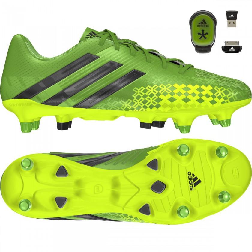 Predator Lethal Zones LZ micoach ray green/electricity/black side/sole 2013 von adidas