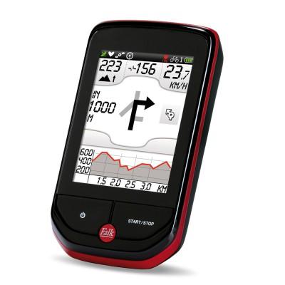 Pantera 32 GPS-Fahrrad-Navigatiosngert 2013 von FALK