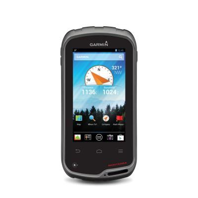 Monterra GPS-Navigationsgert front 2013 von Garmin