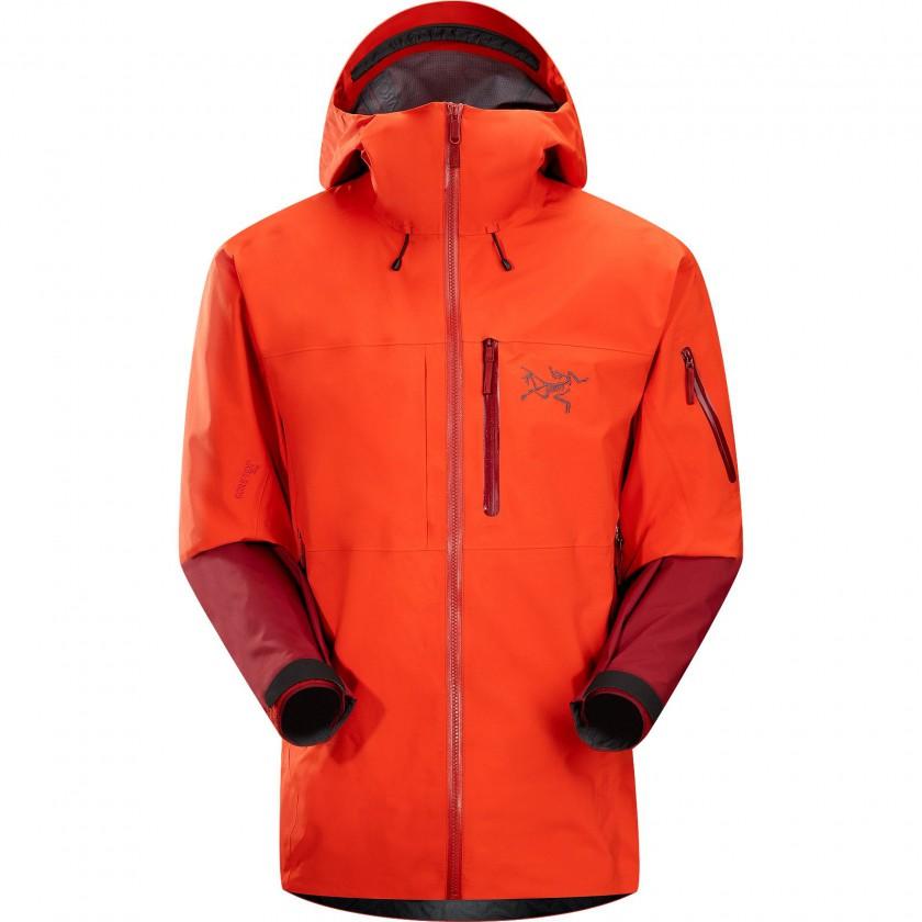 Caden Ski-Jacket mit neuer Gore-Tex Pro Technologie Men 2013/14 von Arcteryx