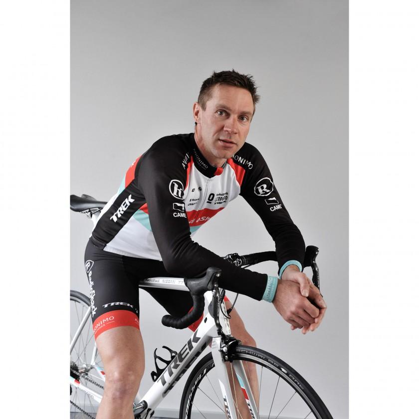 Jens Voigt, Team RadioShack Leopard Trek, fhrt bei der Tour de France 2013 mit dem neuen Rennradreifen ONE von Schwalbe