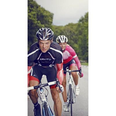 Performance Bike Tour Jersey und Bib Tight Men Action 2013 von CRAFT