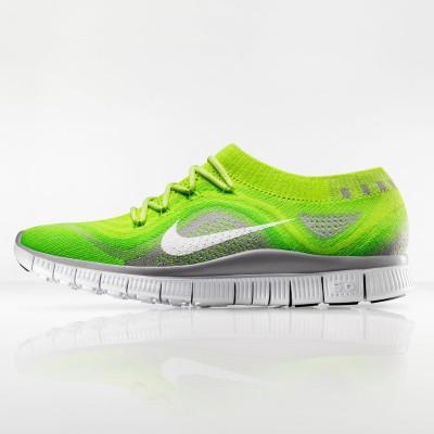Neuer Nike Free Flyknit Laufschuh kombiniert eine innovative