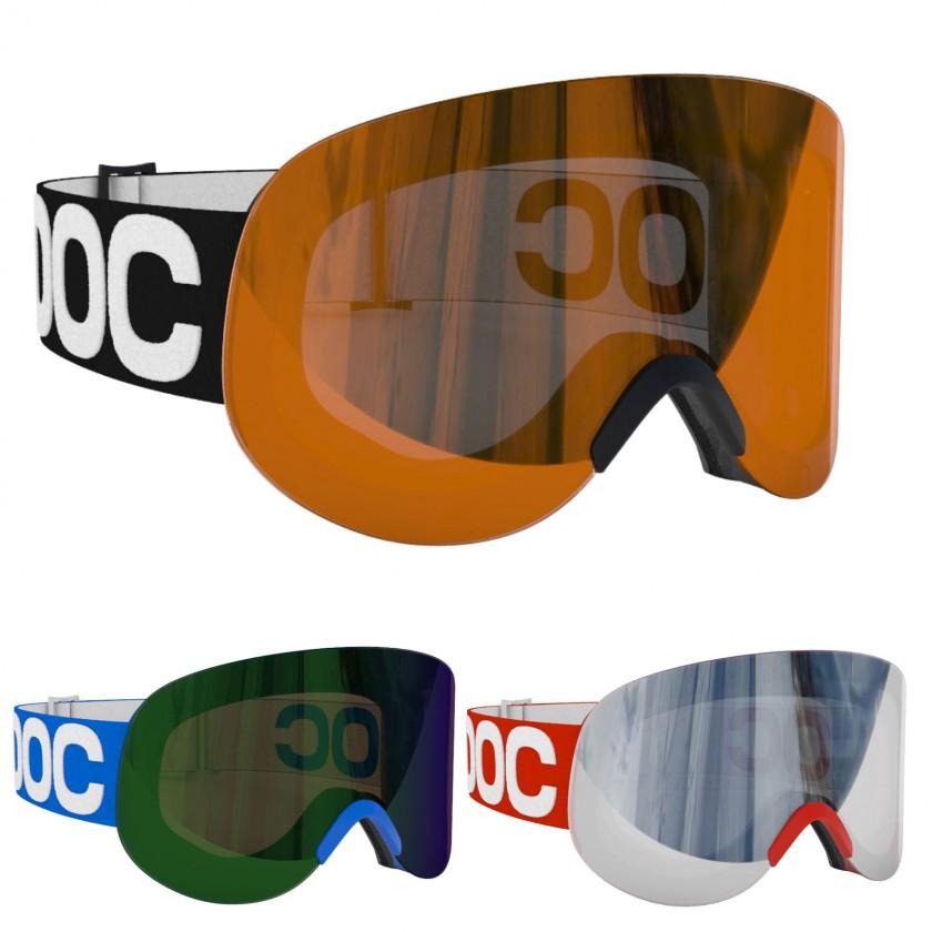 LiD - rahmenlose Schnee- und Skibrille 2013/14 von POC