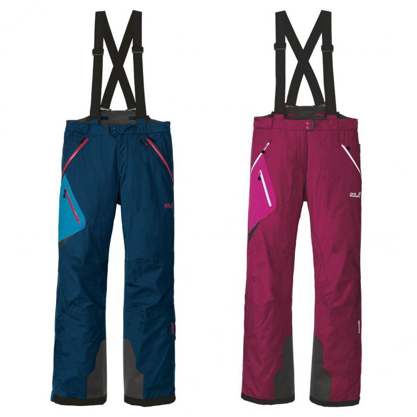 High Voltage Ski-Pants Men/Women 2013/14 von Jack Wolfskin