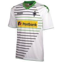 Borussia Mnchengladbach - Heim-Trikot Fussball-Bundesliga Saison 2013/14 von KAPPA