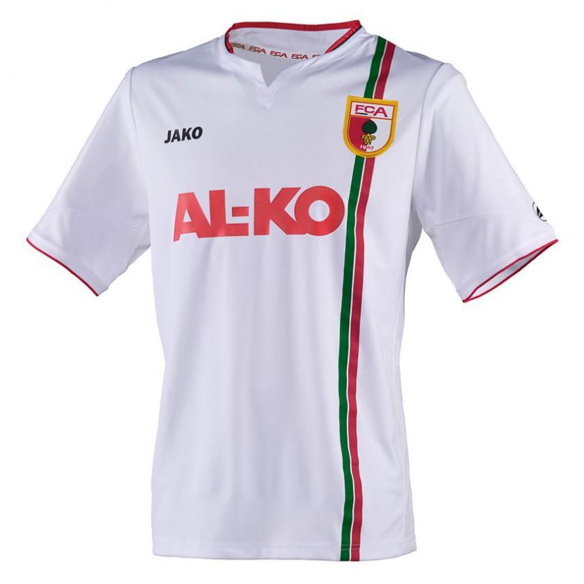 FC Augsburg - Auswärts-Trikot Fussball-Bundesliga Saison 2013/14 von JAKO