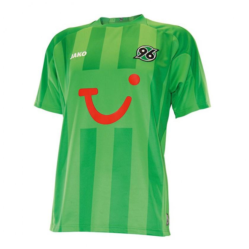 Hannover 96 - Auswärts-Trikot Fussball-Bundesliga Saison 2013/14 von JAKO