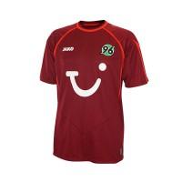Hannover 96 - Heim-Trikot Fussball-Bundesliga Saison 2013/14 von JAKO