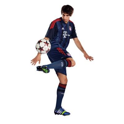 UEFA Champions League Trikot/Kit FC Bayern Mnchen 2013/14 von adidas: Javi Martinez