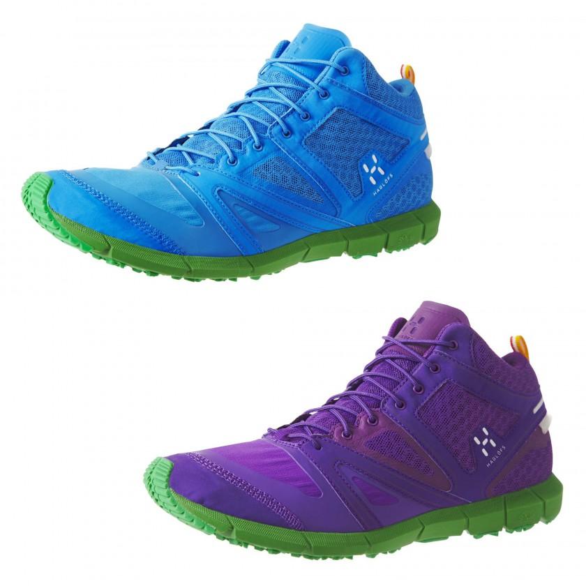 L.I.M Low Mid Trailrunning-Schuh Men/Women 2014 von Haglöfs