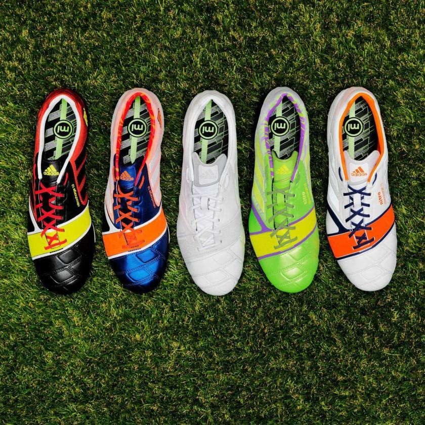 nitrocharge 1.0 Fußballschuh Camouflage Edition 2013 von adidas