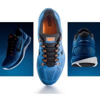 Nike LunarGlide+5 Laufschuh Men top/rear 2013
