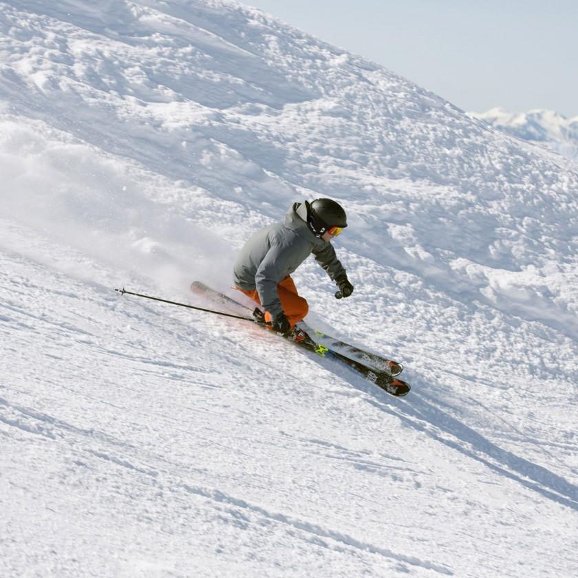 Nomad S Temper TI Alpin-Ski Action mit ARC-Technologie 2013/14 von ATOMIC