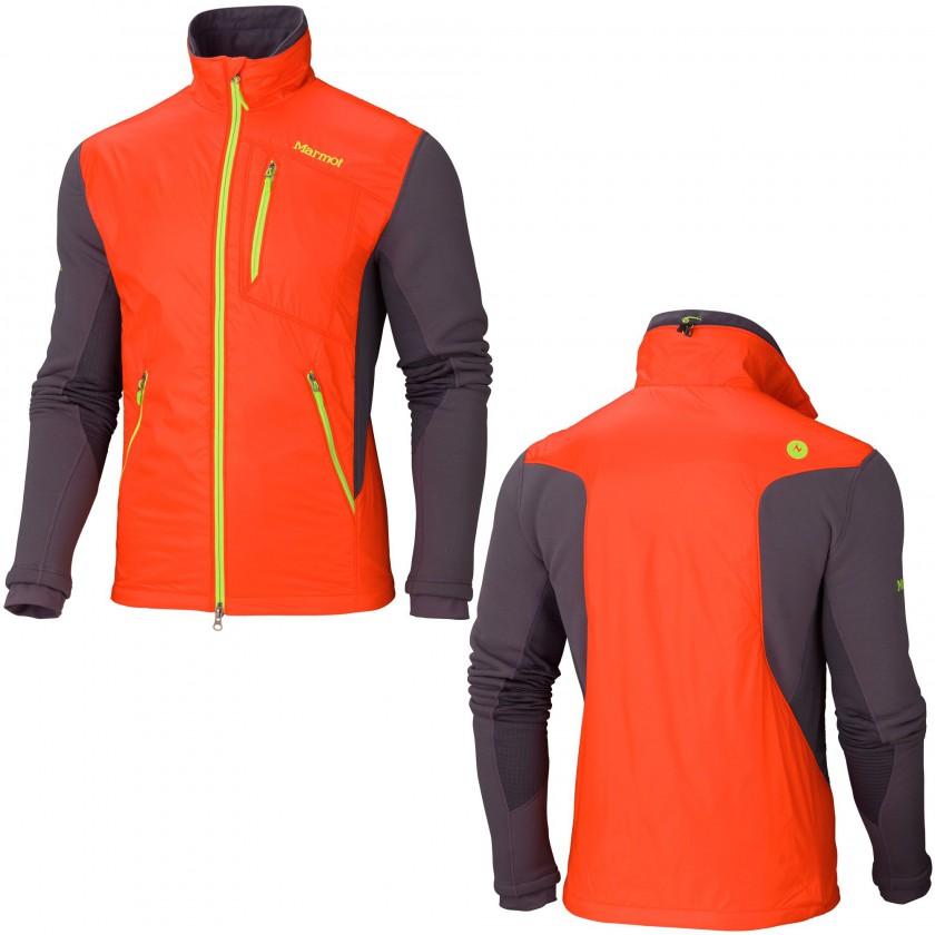 Alpha Pro Jacket Men front/back 2013/14 von Marmot
