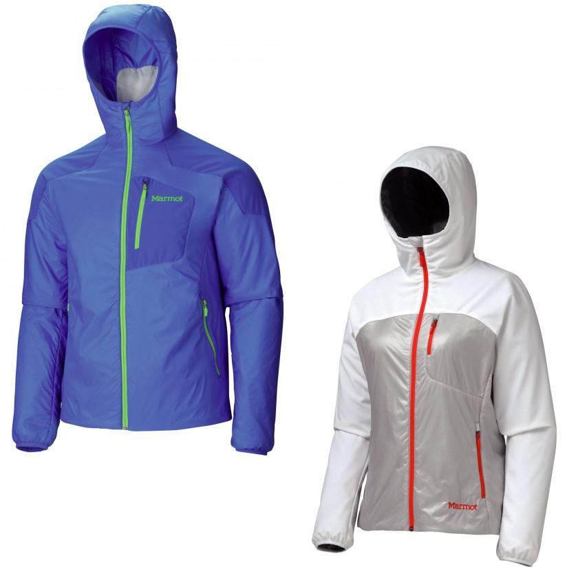 Isotherm Hoody Jacket Men/Women 2013/14 von Marmot