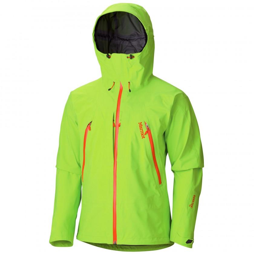 Alpinist Ski-Jacket Men 2013/14 von Marmot