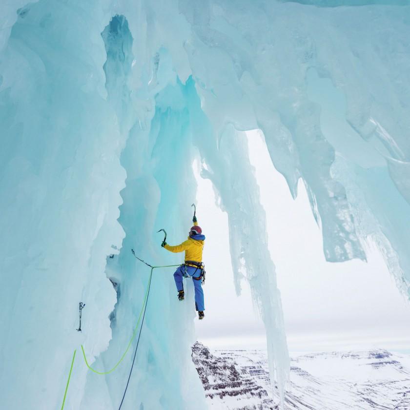 Ascension Ski-Jacket - Eis-Kletter-Action 2013/14 von Marmot