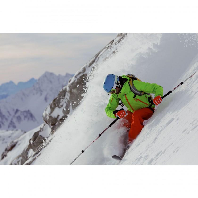 Alpinist Ski-Jacket - Alpin-Ski-Action 2013/14 von Marmot