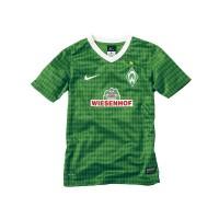 Werder Bremen - Heim-Trikot Fussball-Bundesliga Saison 2013/14 von NIKE