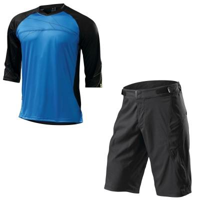 Enduro Comp Jersey u. Enduro Pro Short Men 2014 von SPECIALIZED