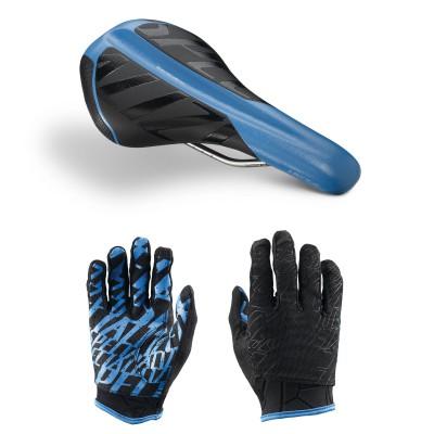 Henge Comp MTB-Sattel u. LoDown MTB-Handschuhe Men 2014 von SPECIALIZED