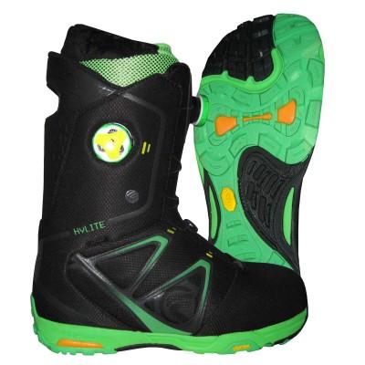 HYLITE ZIP FIT Snowboard-Schuh mit Vibram BFT Sohle 2013/14 von FLOW