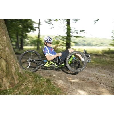 Scorpion fs Enduro Trike Action 2014 von HP Velotechnik