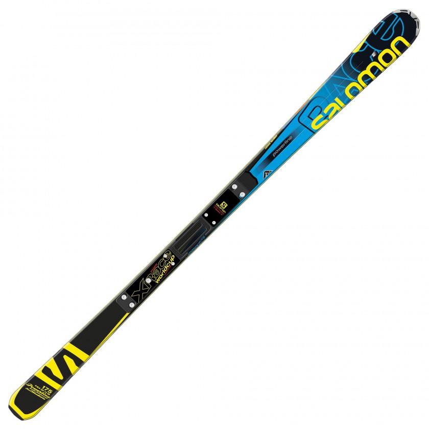 X-Race Alpin-Ski 2013/14 von SALOMON