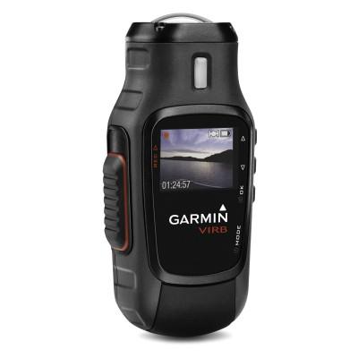 VIRB Action-Kamera - Aufnahmekontrolle am Farbdisplay 2013 von GARMIN