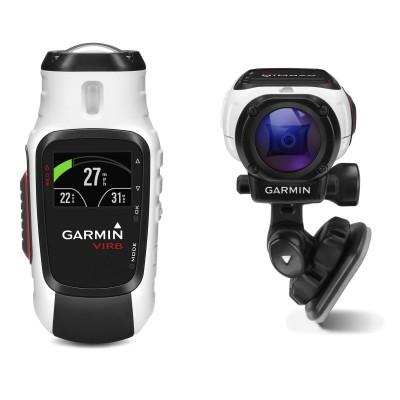 VIRB Elite Action-Kamera - Display mit Speed-Anzeige/mit Halterung 2013 von GARMIN