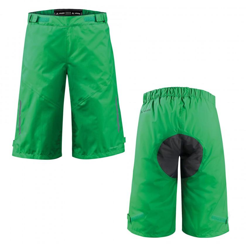 Tiak Bike-Shorts Men/Women green 2014 von VAUDE