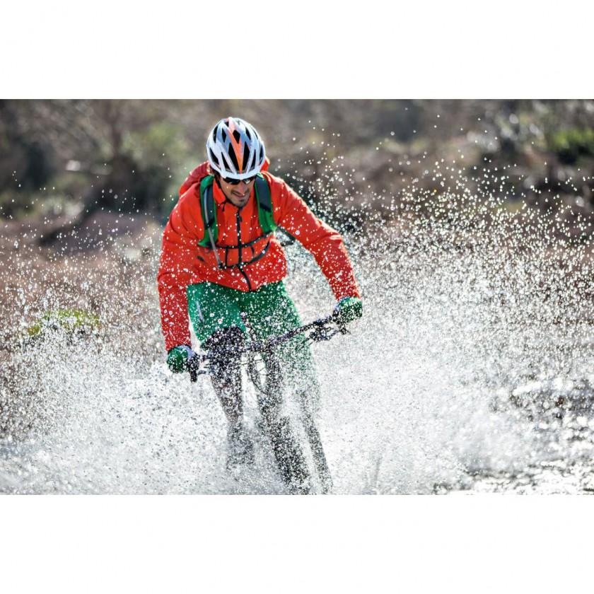 Tiak Bike-Shorts Mountainbike-Action 2014 von VAUDE