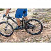 Taron Low AM Fahrradschuh - Mountainbike-Action 2014 von VAUDE