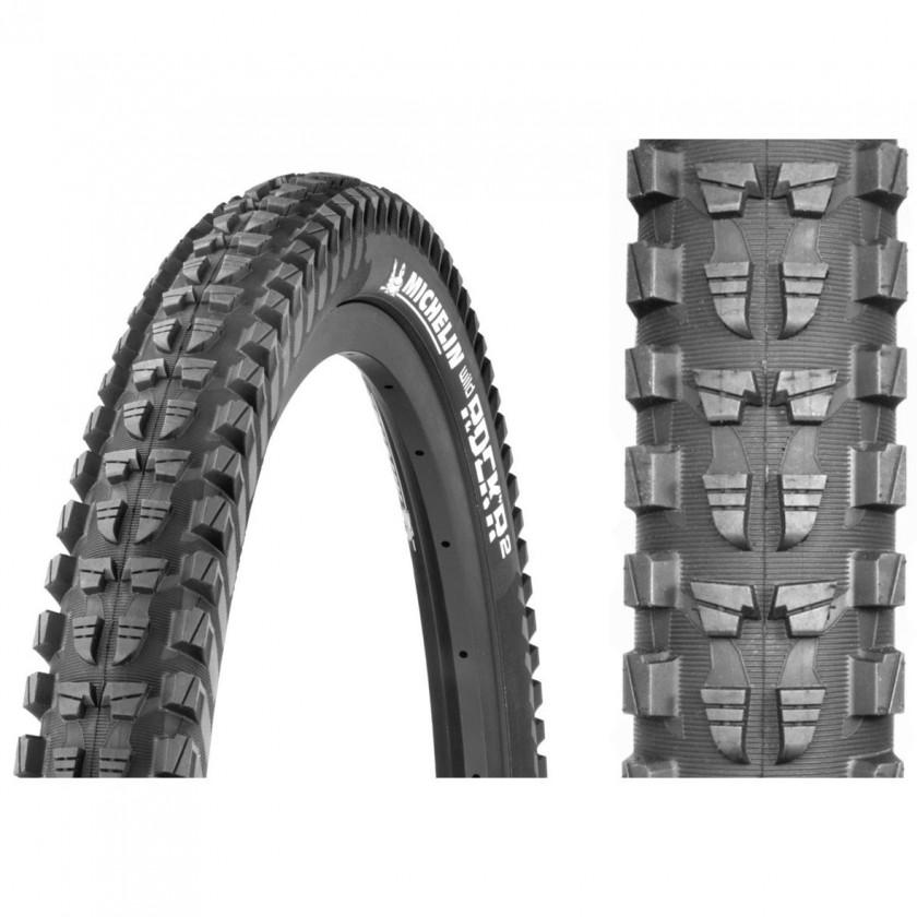 Wild RockR2 Advanced Reinforced MTB-Fahrradreifen 2014 von Michelin