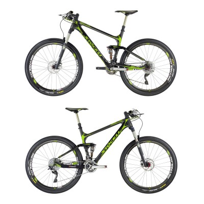 Morion RS Trail Mountainbike 2013 von STCKLI
