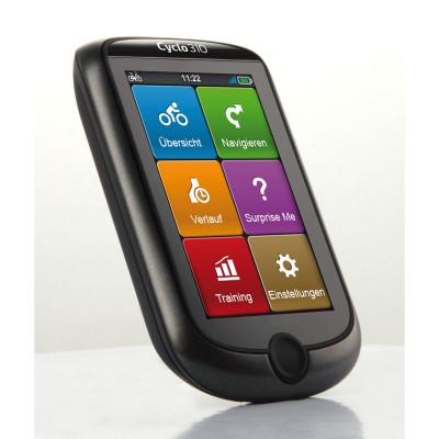 Mio Cyclo 310 GPS-Radcomputer mit Navigation 2013 von MIO