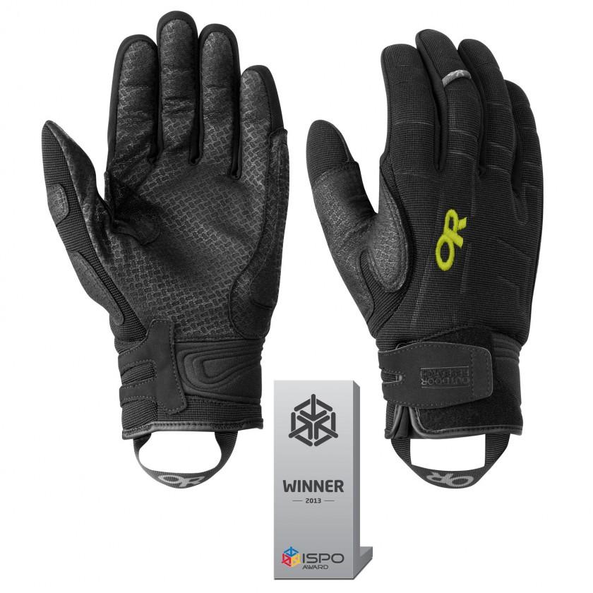 ISPO Award Winner 2013: Alibi II Gloves 2013/14 von Outdoor Research