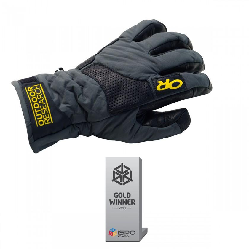ISPO GOLD Award Winner 2013: Lodestar Gloves 2013/14 von Outdoor Research