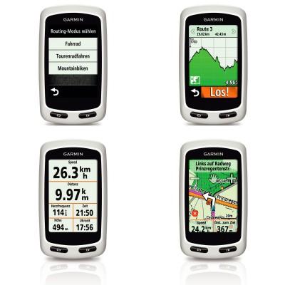 Edge Touring GPS-Navigationsgert fr Tourenradfahrer - verschiedene Screens 2013 von GARMIN