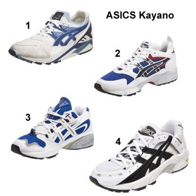 ASICS GEL-KAYANO Version 1 - 4