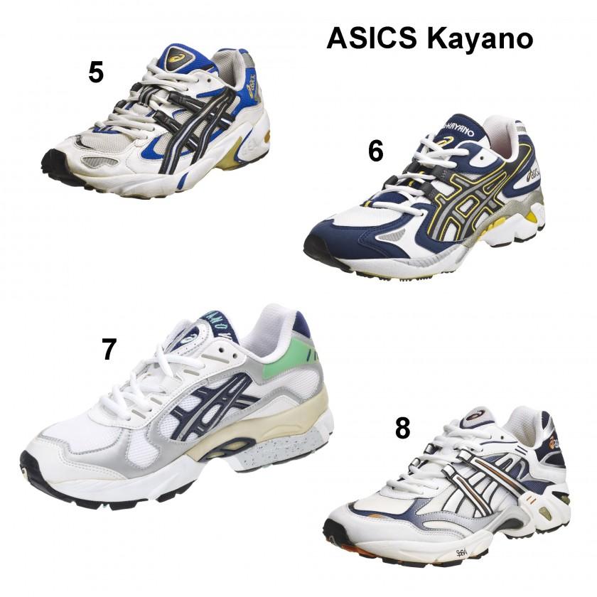 ASICS GEL-KAYANO Version 5 - 8