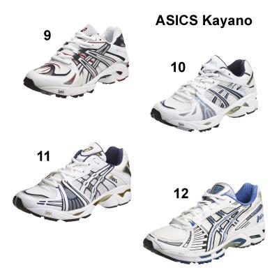 ASICS GEL-KAYANO Version 9 - 12